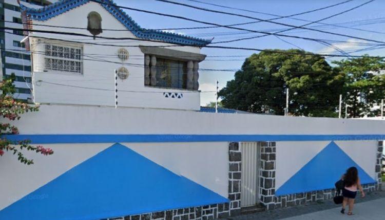 Sede da Associação de Cabos e Soldados de Pernambuco/ Foto: Reprodução/ Google Street View