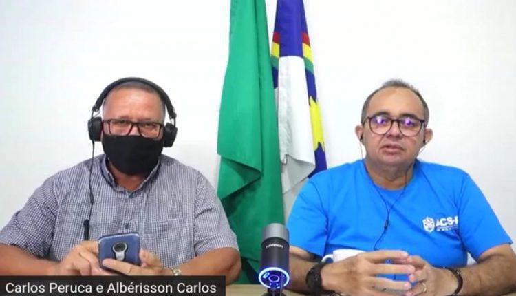 Presidente da ACS-PE divulga vídeo da reunião que teve com o Presidente Jair Bolsonaro e detalha o encontro